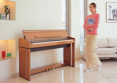 河合楽器 木製鍵盤搭載のスタイリッシュデジタルピアノ l5 発売について